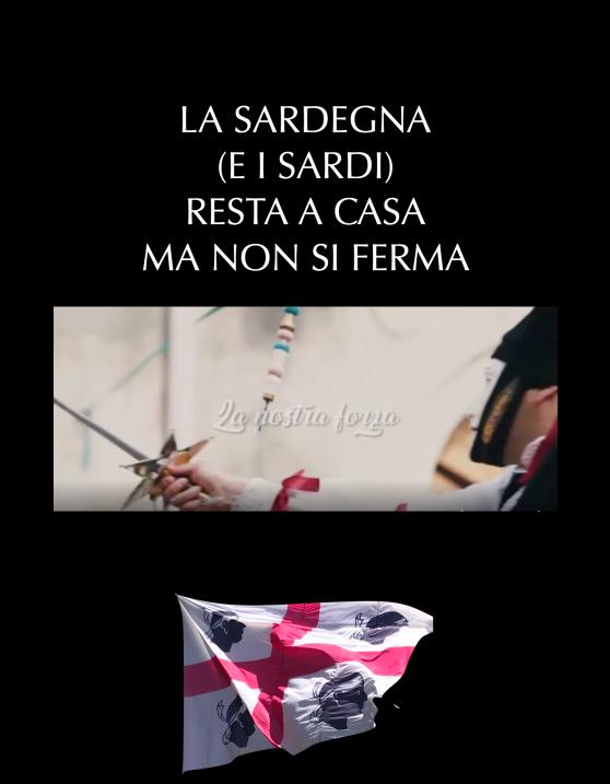 La Sardegna non si ferma
